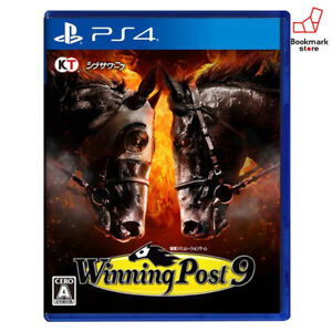NEW-Winning-Post-9-PS4-Japan-F-S-Tracking-PlayStation-4-3-2019-In-store