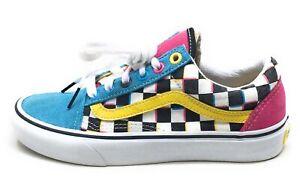 vans quadri scarpe