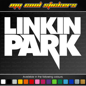 Linkin-Park-Vinyl-Sticker-Decal-for-car-ute-truck-Band-music