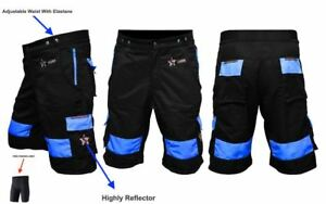 Men/'s Cycling MTB Shorts High Quality Padded Off Road Shorts Padded Liner