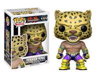 Pop Games: Tekken - Tekken King Funko 172