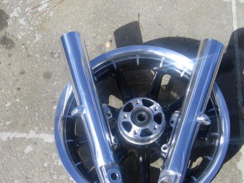 Harley Davidson Set of POLISHED Lower Fork Legs fit 2000-2013 Touring Models