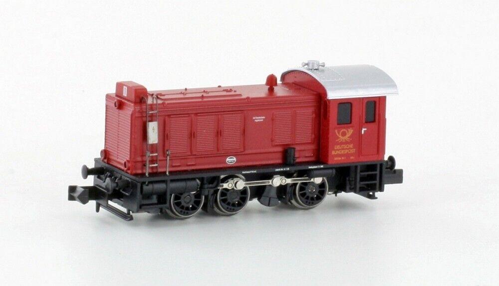 Hobbytrain-n - 2876 diesellok v36 post ep3 rojo