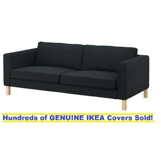 Miraculous Ikea Karlstad Sofa Seat Cushion Cover Korndal Dark Gray 902 032 01 Caraccident5 Cool Chair Designs And Ideas Caraccident5Info