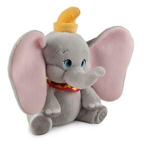 Disney Authentic Patch Dumbo BIG Plush Stuffed Animal Elephant Kids Adult Gift !