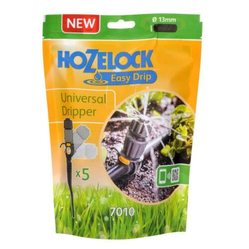haies /& Vegetable Patches 5 x HOZELOCK universel Easy Goutteur d/'irrigation frontières