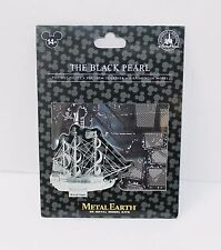Disney Parks Metal Earth 3D Model Kit - The Black Pearl Pirates of the Caribbean