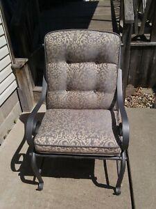 5 Pristine Vtg Martha Stewart Victoria Patio Garden Dining Chairs