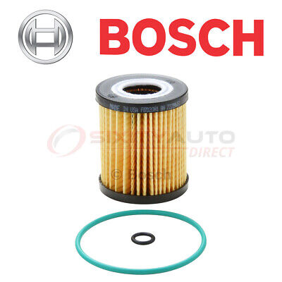 Premium Oil Filter for Ford Fusion with 2.3L Engine 2006-2009 Single