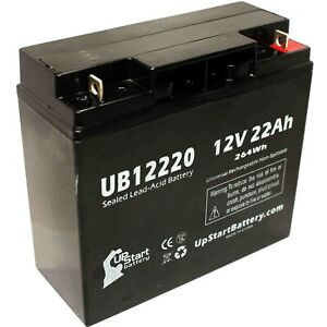 Apc-smart-ups-1400-Battery-UB12220-12V-22Ah-Sealed-Lead-Acid-SLA-AGM