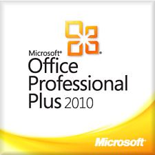 Ms Microsoft Office Professional Plus 2010 32/64 bit | Office 2010 SCRAP 1PC KEY