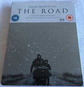 The-Road-Steelbook-UK-Exclusive-Limited-Edition-Blu-Ray-Light-Scratches
