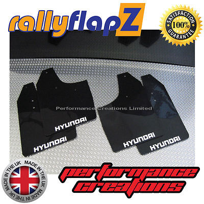 Mud flaps to fit Citroen SAXO Rally Mudflaps RED x 4