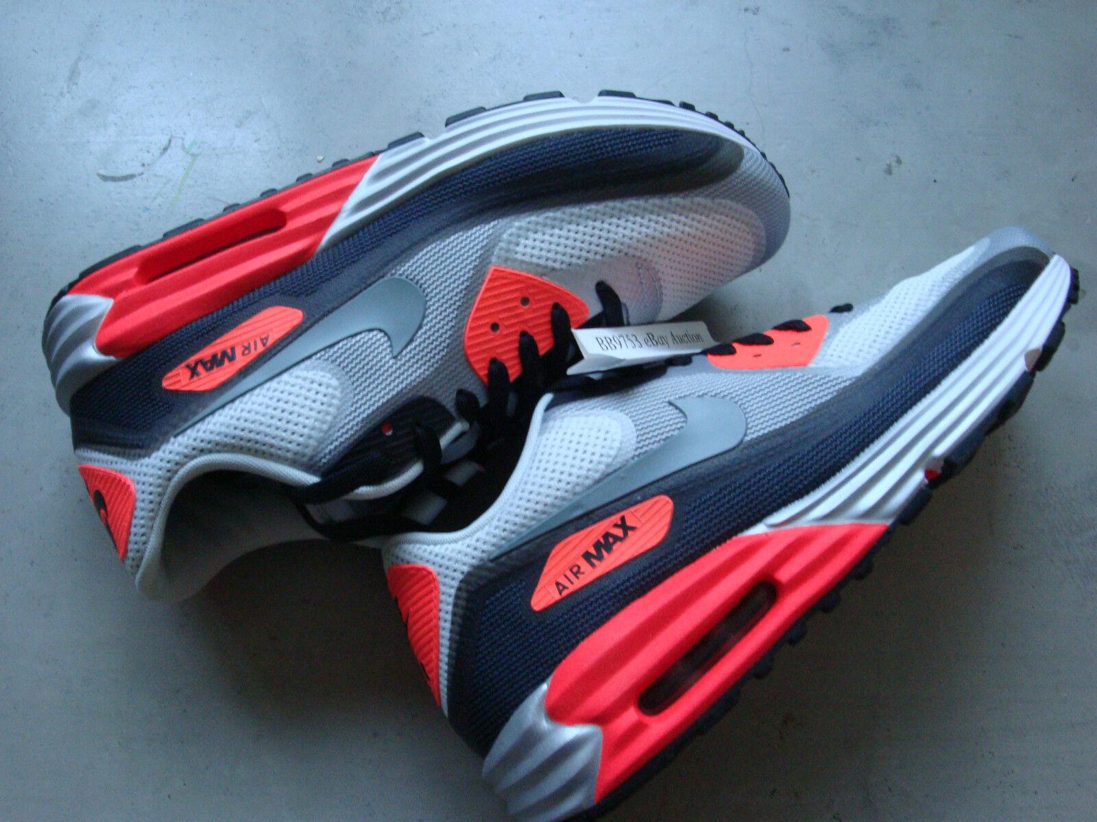 Nike c3.0 Air Max lunar 90 c3.0 Nike Infrared SZ Negro 631744 1og Patta ATMOS 97 1 de0273