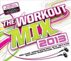The Workout Mix 2013 by Various Artists (CD, Dec-2012, 3 Discs, Universal Music TV (UK))