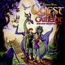 ORIGINAL SOUNDTRACK - QUEST FOR CAMELOT [ORIGINAL SOUNDTRACK] NEW CD