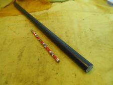 A 36 Hr Steel Round Stock Tool Die Shop Bar Rod Blacksmith Forge 78 Od X 24