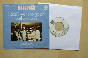 NAZARETH-I-Don-039-t-Want-To-Go-On-Without-You-Dutch-7-034-in-picture-sleeve-Vertigo