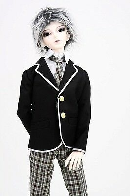 [wamami]300# Boy School Uniform/Suit/Outfit 1/4 MSD BJD Dollfie
