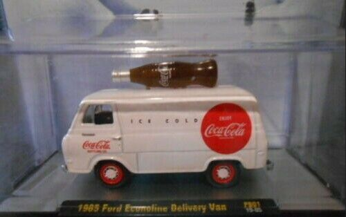 2019 M2 Coca Cola Polar Bear Diecast Coke Christmas Holiday Limited Vehicle