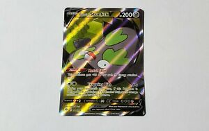 Stunfisk V Full Art 184//189 Pokemon Card Mint Pack Fresh Darkness Ablaze
