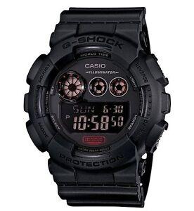 Casio G Shock *GD120MB-1 X-Large Military Black Digital Gshock Watch COD PayPal
