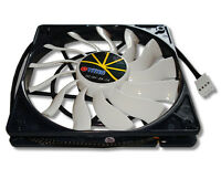 Evercool Titan Extreme Fan Super-thin Silent 120mm X 15mm 4 Pin Pwm Case Fan