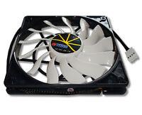 Evercool Titan Extreme Fan Super-thin Silent 120mm X 15mm 4 Pin Pwm Case Fan