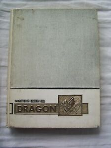 1966 FAIRMONT WEST HIGH SCHOOL YEARBOOK KETTERING, OHIO DRAGON | eBay