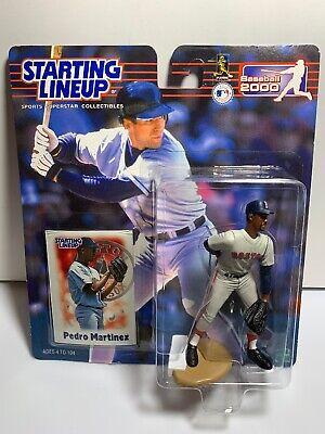 2000 Starting Lineup Baseball Pedro Martinez