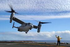 OSPREY V-22 LANDING MILITARY AIRCRAFT POSTER 24x36 HI RES