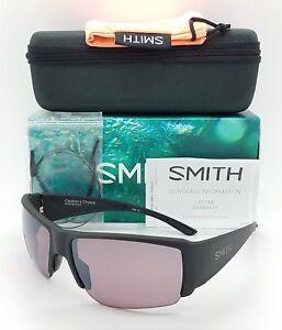 64d2e4e8e95 NEW Smith Captain s Choice sunglasses Black ChromaPop Polarchromic ...