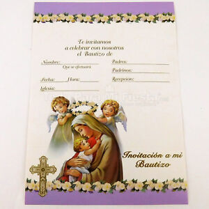 baptism invitations girl christening invitations invitaciones