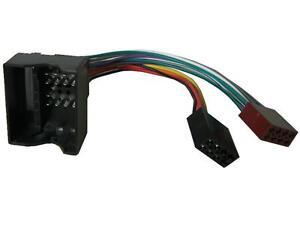 ISO Quadlock Adapter Kabel Stecker universal Verlängerung Autoradio ...
