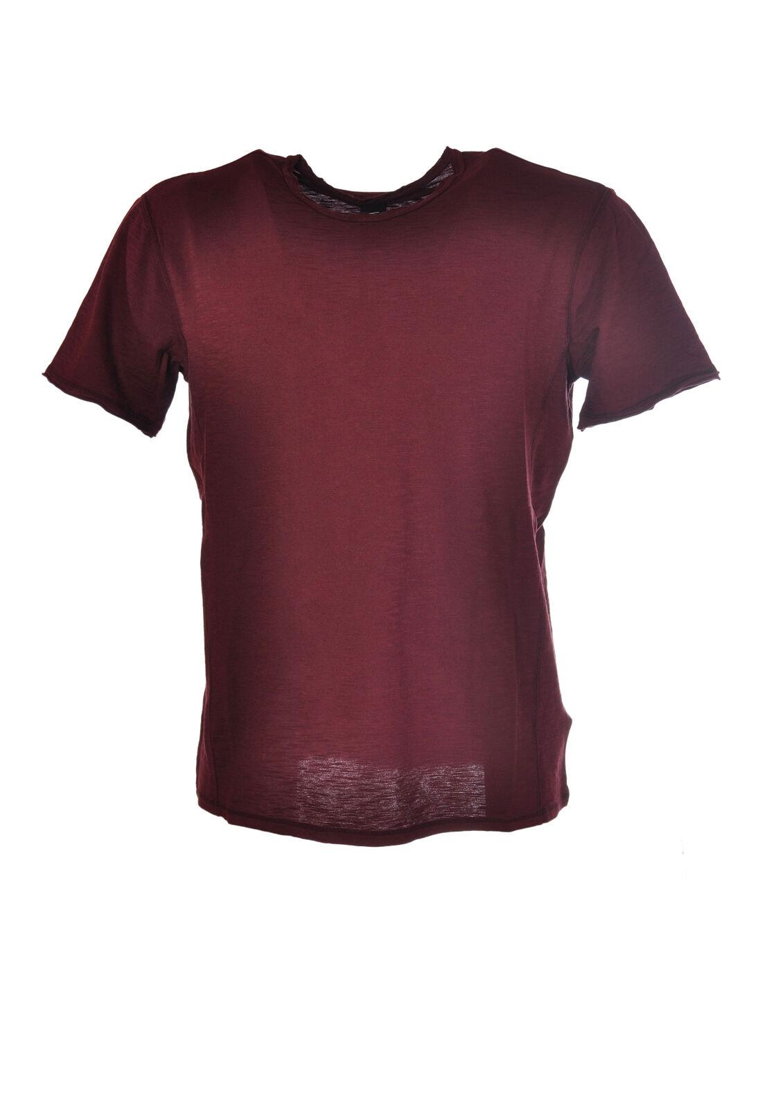 Hosio - Topwear-T-shirts -  Herren - Marrone - 2781803N184522