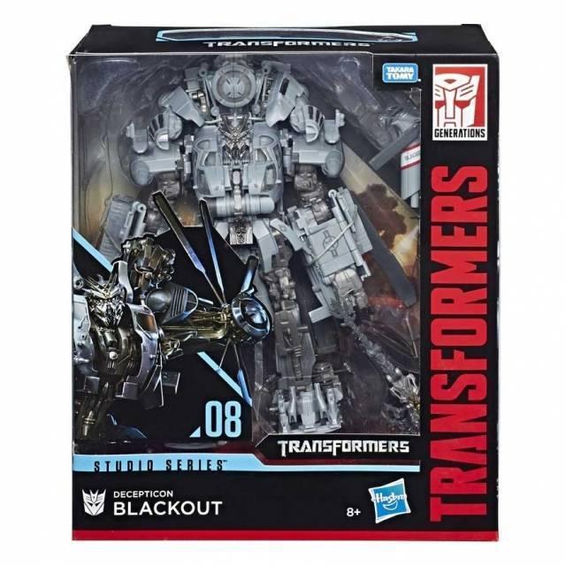 Líder de Transformers Studio Serie SS-08 negroout Genuino no Ko vendedor del Reino Unido