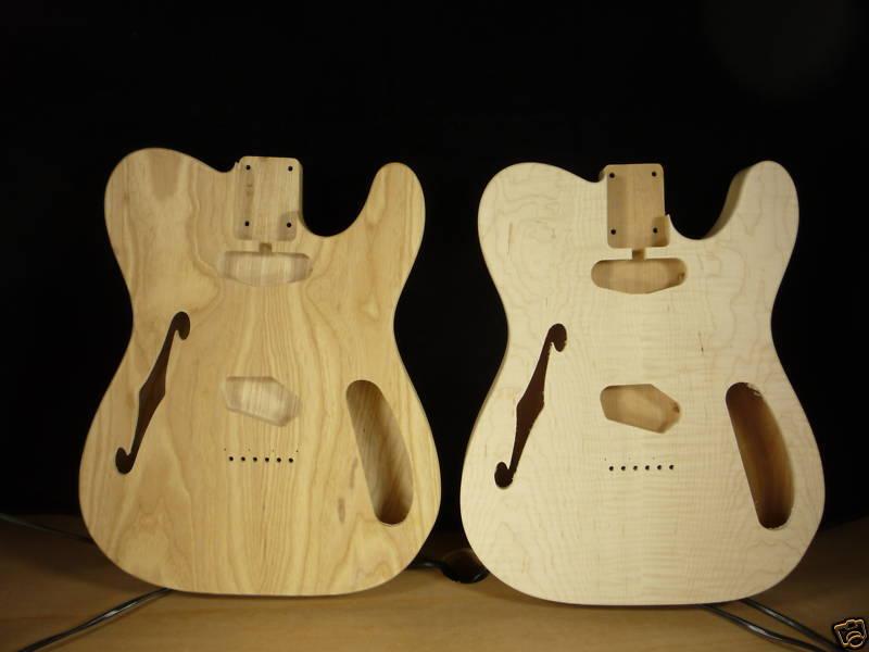 MJT Official Custom Order Vintage Aged Nitro Finish Guitar Guitar Guitar Body Mark Jenny VTL 461d6d