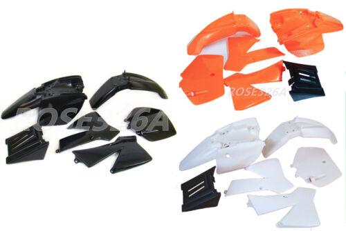 Plastic Frame Fenders Body Kit for KTM50 KTM50SX KTM 50