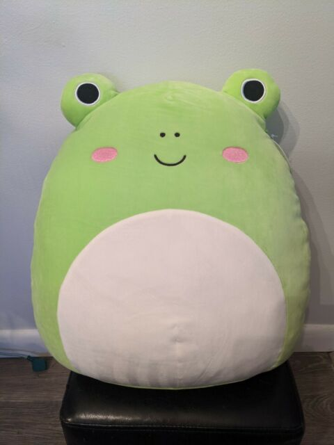 """16"""" Wendy The Frog Squishmallow *RARE* Brand New w/ Tags! Kelly Toys Ships Fast!"""