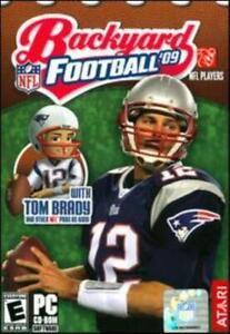 Backyard Football '09 PC CD kids play as professional NFL ...