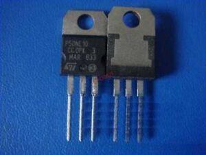 ST TO-220, P50NE10