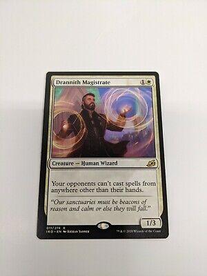 Drannith Magistrate 011//274 rare Ikoria Lair of Behemoths