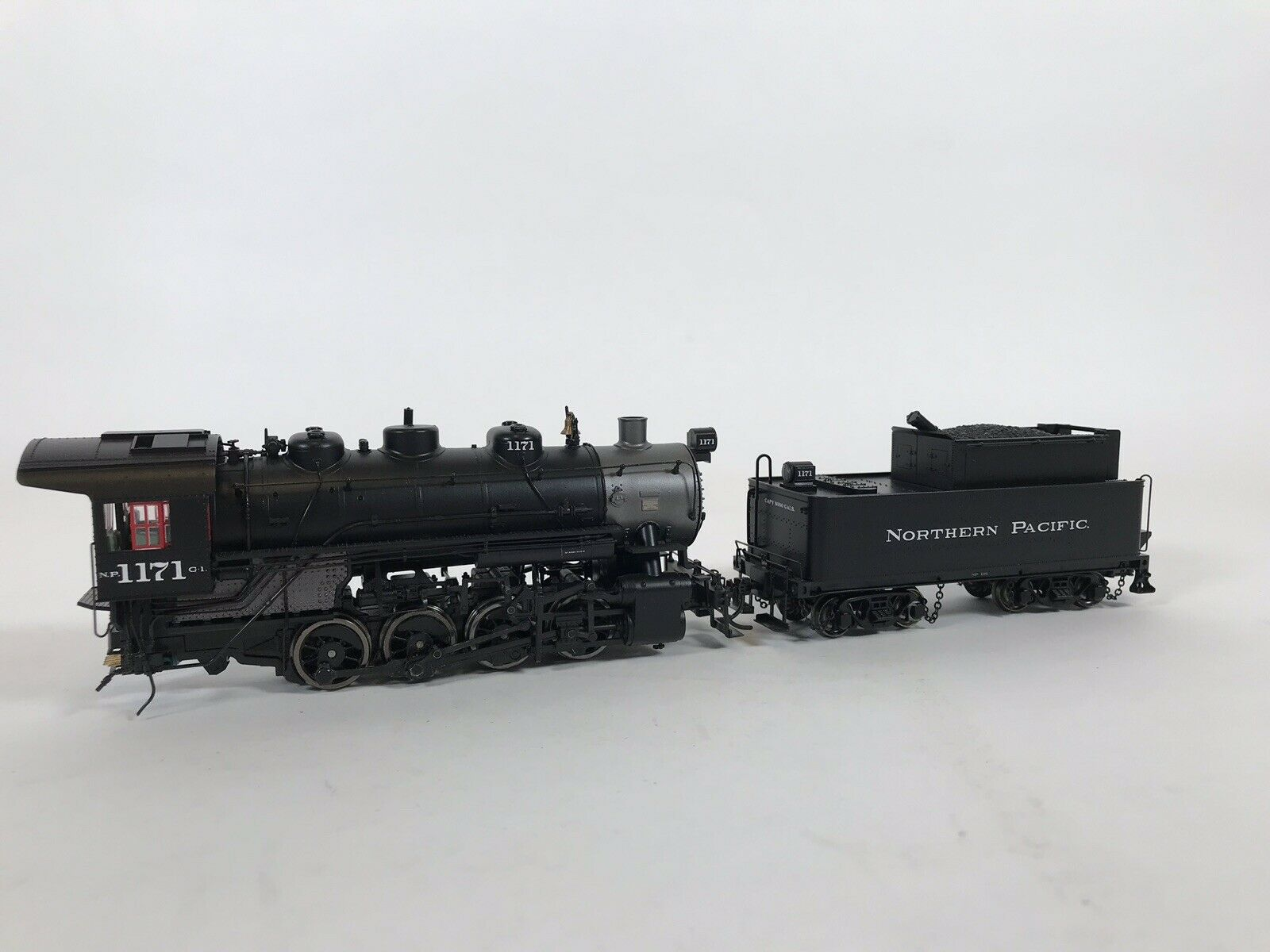 HO Scale Walthers Proto 920-67120 NYC New York Central 0-8-0 Steam Loco #7741