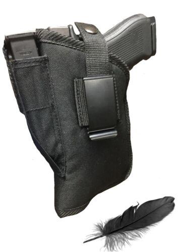 Gun Holster Fits Glock 20,21,37 With Laser Handgun Pistol By Feather Lite.