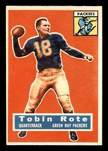 TOBIN-ROTE-1956-TOPPS-1956-NO-55-EXMINT-22759