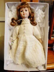 2019 DernièRe Conception Unmarked Bisque Doll 13 In (environ 33.02 Cm)-afficher Le Titre D'origine TrèS Poli