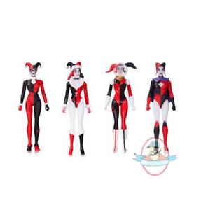 DC Comics Designer Series  Harley Quinn by Amanda Figure Conner Set
