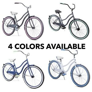 """Huffy 26"""" Cranbrook Women's Cruiser Bike - FAST SHIPPING - 4 COLORS AVAILABLE"""