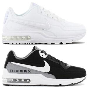 Details zu Nike Air Max LTD 3 Herren Sneaker Leder Schuhe Premium Turnschuhe Sportschuhe
