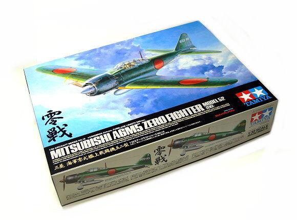Tamiya Aircraft Model 1 32 Airplane Mitsubishi A6M5 Zero Fighter 52 (Zeke) 60318